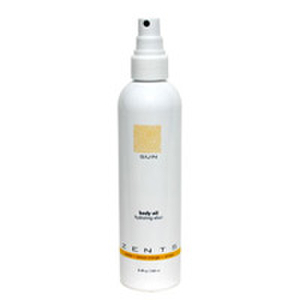 Zents Body Oil Hydrating Elixir - Sun