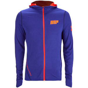Under Armour herre Full Zip Tech Hoody – Cobalt