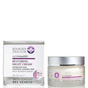 Manuka Doctor ApiNourish Restoring Night Cream Odbudowujący krem na noc 50 ml