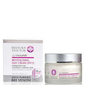 Manuka Doctor ApiNourish Revitalising Day Cream SPF15 50ml