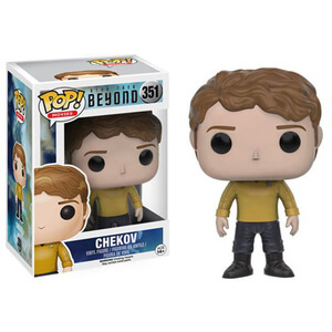 Star Trek Beyond Chekov Funko Pop! Figuur