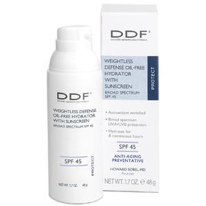 DDF Weightless Defense Hydrator UV Moisturizer SPF 45