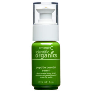 EmerginC Scientific Organics Peptide Booster Serum