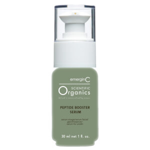 EmerginC Scientific Organics Peptide Booster Serum 30ml