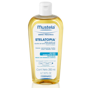 Mustela Stelatopia Milky Bath Oil
