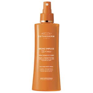 Institut Esthederm Bronz Impulse Face And Body Spray 150 ml