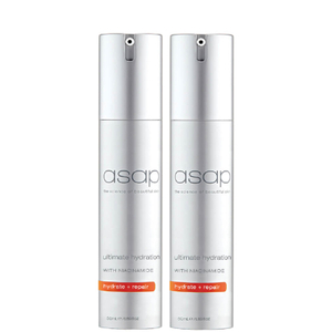 2x asap Ultimate Hydration Moisturiser