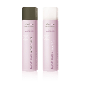 Davroe Blonde Senses Shampoo and Conditioner