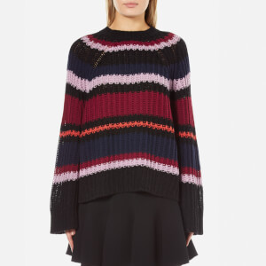 Sportmax Women's Caravan Striped Jumper - Multi