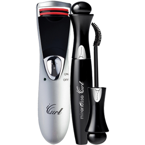 Mirenesse Twin Heated Eyelash Curler + iCurl Mascara