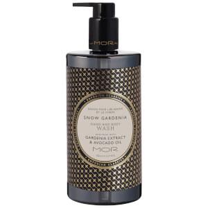 MOR Emporium Classics Snow Gardenia Hand and Body Wash 350ml