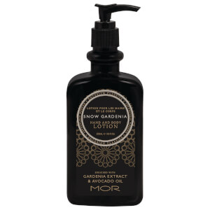 MOR Emporium Classics Snow Gardenia Hand and Body Lotion 350ml