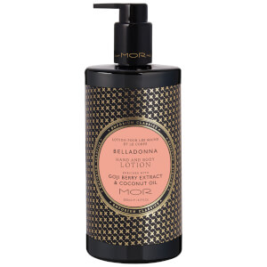 MOR Emporium Classics Belladonna Hand and Body Lotion 350ml