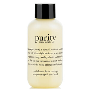 philosophy Purity Made Simple 3-In-1 Cleanser For Face And Eyes 90ml - AU/NZ