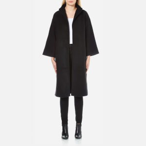 Selected Femme Women's Reva 3/4 Coat - Black
