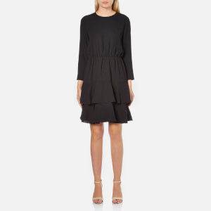 Selected Femme Women's Ella 7/8 Dress - Black