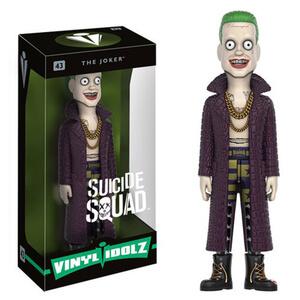 Figura Idolz Vinyl Sugar Joker - Escuadrón Suicida