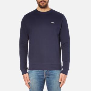 Lacoste Men's Sweatshirt - Navy Blue