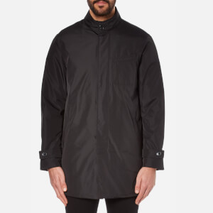 Michael Kors Men's Tech Car Coat - Black