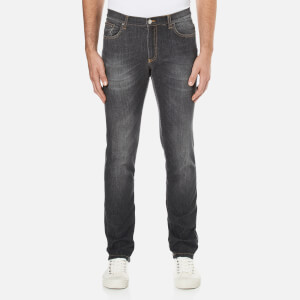 Versace Collection Men's 5 Pocket Jeans - Grigio Medio
