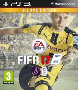FIFA 17 Deluxe Edition