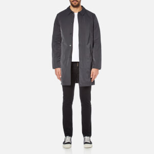 Selected Homme Men's Sami Long Coat - Ombre Blue