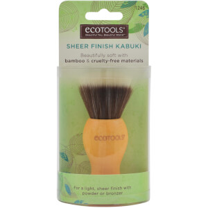 EcoTools Bamboo Finishing Kabuki Brush