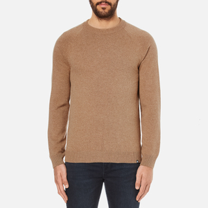 PS by Paul Smith Men's Crew Neck Jumper - Tan