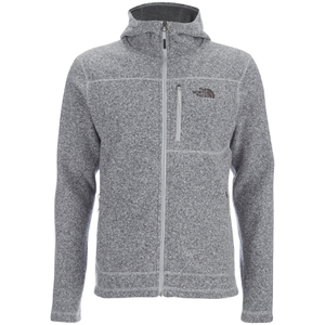 The North Face Men's Gordon Lyons Hoody - High Rise Grey