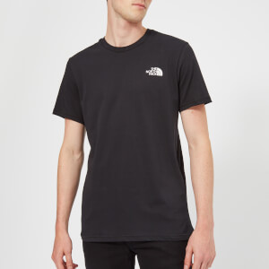The North Face Men's Simple Dome Short Sleeve T-Shirt - TNF Black