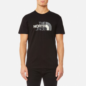 The North Face Easy T-Shirt für Herren - Schwarz
