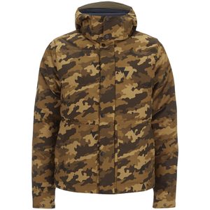 The North Face Men's Box Canyon Jacket - Brown Camo