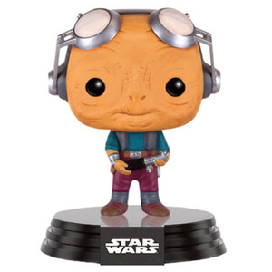Star Wars Maz Kanata No Glasses Funko Pop! Bobblehead Figuur
