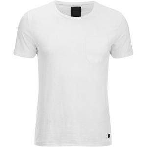 Camiseta Produkt Slub - Hombre - Blanco