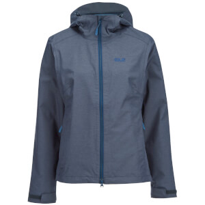 Jack Wolfskin Women's Northern Sky Jacket - Night Blue