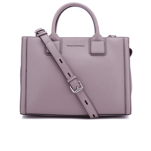 Karl Lagerfeld Women's K/Klassik Tote Bag - Rosy Brown