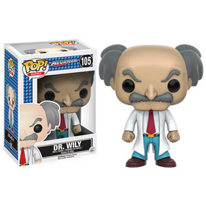 Mega Man Dr. Wily Pop! Vinyl Figure