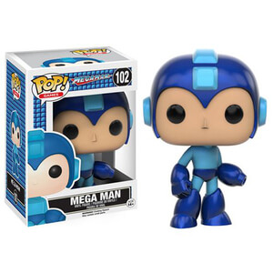 Figurine Mega Man Funko Pop!
