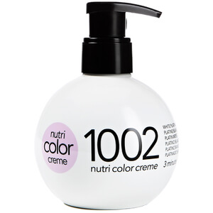 Revlon Professional Nutri Color Creme 1002 White Platinum Оттеночный крем 250мл