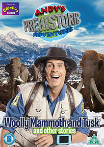 Andy's Prehistoric Adventures - Woolly Mammoth and Tusk