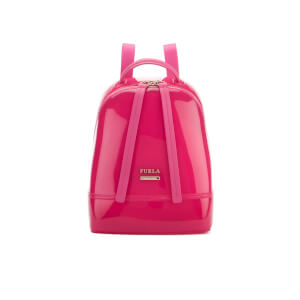 Furla Women's Candy Mini Backpack - Gloss/Pinky