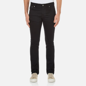 Nudie Jeans Men's Grim Tim Slim Jeans - Dry Cold Black