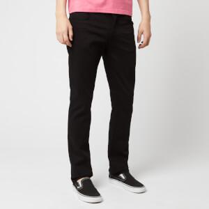 Nudie Jeans Men's Grim Tim Slim Jeans - Dry Cold Black