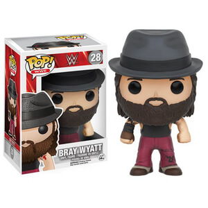 WWE Bray Wyatt Pop Vinyl Figure