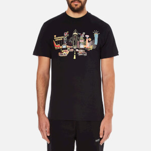 Billionaire Boys Club Men's Vegas Boulevard Short Sleeve T-Shirt - Black