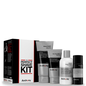 El Kit Perfecto de Afeitado de Anthony