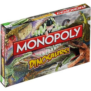 Monopoly - Dinosaurs Edition