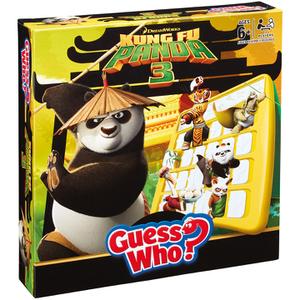 Qui Est-Ce ? Édition Kung Fu Panda 3