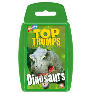 Top Trumps Card Game - Dinosaurs Edition