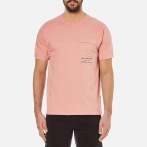 Maharishi Men's Miltype Short Sleeve T-Shirt - Pink Panther